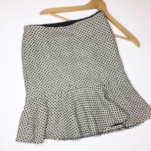 White House Black Market Skirt Career Size 4